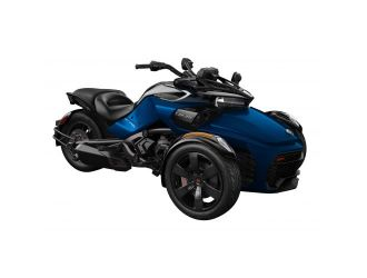 Can-Am Spyder F3-S SE6 Oxford Blue Metallic '19