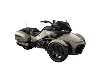 Can-Am Spyder F3-T SE6 Liquid Titanium '19