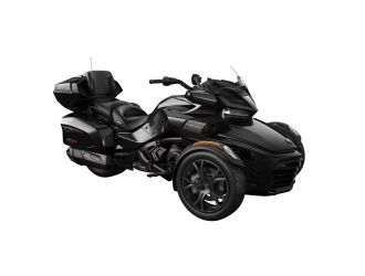 Can-Am Spyder F3 Limited SE6 Steel Black Metallic Dark '19