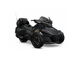 Can-Am Spyder RT Limited SE6 Asphalt Grey Metallic Dark '19