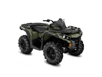 Can-Am Outlander PRO 650 '20