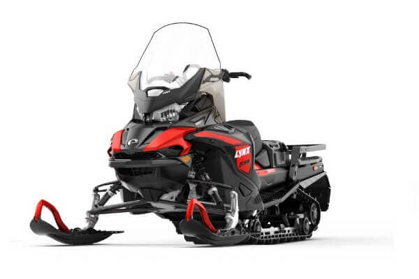 Snowmobile BRP Lynx 2021